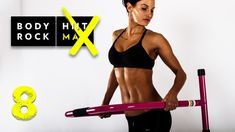BodyRock HiitMax I Workout 40 – Holy Cr*p She's Trying To Kill Me Full W...