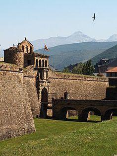 Jaca. Huesca. España