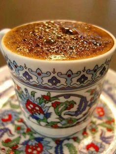 Beautiful Palestinian Coffee