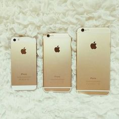 IPhone 5s, iPhone 6,and iPhone 6 plus! I WANT THE 6+
