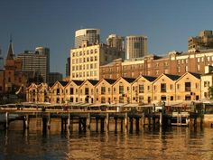 The Rocks in Sydney, Australia Originally the penal colony for the prisoners brought from England.now a very trendy night spot! Australia Living, Sydney Australia, Australia Travel, Western Australia, Tasmania, Yosemite National Park, National Parks, The Rocks Sydney, Melbourne