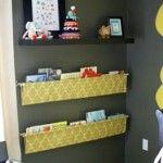 Day 7: Bookshelf Organization   Back-to-School DIY Bookshelf Ideas #SpringDream