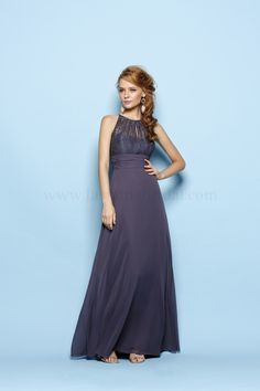 Style # B163015 Catalogue ColorIron (IQ) Fabric-topPoly Chiffon Skirt LengthFloor length. Skirt length can be changed to tea-length or knee-length. Size Range00-34 available in gold  didn't try on but looks pretty