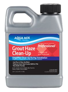 Aqua Mix Grout Haze Clean Up Custom Building Products