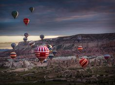 Motley morning by Veselin Atanasov on 500px