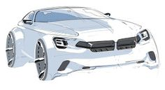 carchitector Bmw Design, Car Design Sketch, Car Sketch, Design Model, Bike Sketch, Conceptual Drawing, Industrial Design Sketch, Car Posters, Car Drawings