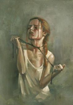 The artworks of Mary Sdfghjkl plainly evoke the childhood trauma, unbearable emotions of life, her artwork is hard and sad, even frightening! Kunst Inspo, Art Inspo, Arte Horror, Horror Art, Art And Illustration, Fantasy Kunst, Fantasy Art, Drawings With Meaning, My Demons