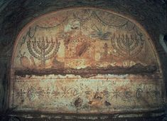 Ancient Menorahs - A Collection of Amazing Photos of Ancient Menorahs