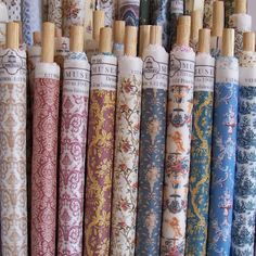 Les Chinoiseries miniature fabrics