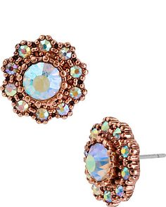 love these betsey johnson earrings