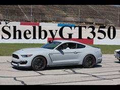 2016 Shelby GT350 Rev/Launch/Walkaround
