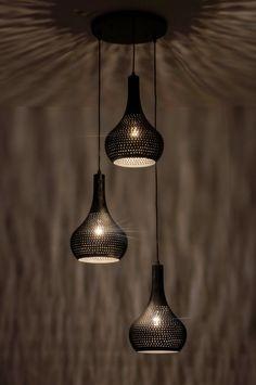 Ceiling Light Design, Lighting Design, Ceiling Lights, Pendant Lighting, Chandelier, Modern House Design, Floor Lamp, Light Fixtures, Design Inspiration