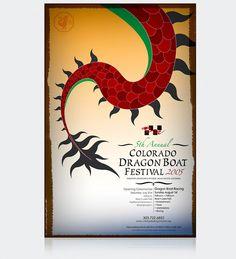 colorado dragon boat festival posters - Google Search