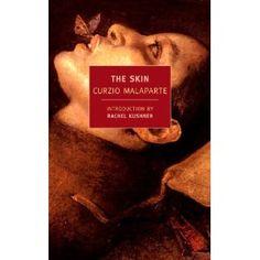 books. the skin. malaparte.
