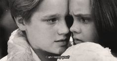 Casper! The moment I fell in love with Devon Sawa...beyond adorable ♥