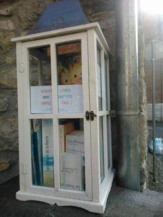 boîte à livres Profondeville