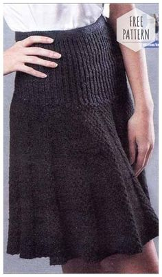 Newest Photos Skirt crochet women free pattern Popular Weekly I'll have anything new to master or an easy task to make. (There will still be typical a Womens Skirt Pattern, Skirt Pattern Free, Crochet Skirt Pattern, Crochet Skirts, Knit Skirt, Crochet Clothes, Free Pattern, Crochet Blouse, Dress Sewing Patterns
