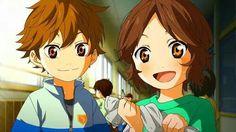 Watari & Tsubaki ! Kawaii :3 [Shigatsu wa Kimi no Uso] ❤