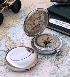 The old world travellers compass...love