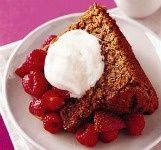 Heart Healthy Desserts -- Chocolate Angel Food Cake