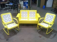 Vintage Patio Furniture For Sale Extraordinary Vintage Metal Patio Chairs Vintage Metal Outdoor Furniture Sale Retro Patio Amazing Stunning Table For