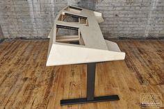 Music Studio Desk | VTOL | Neil Parfitt | Toronto