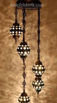 Mediterranean Chandeliers-The double or single globe piece would work great!!!