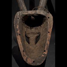 Masque Ogoni | Objets art africain | Galerie l'Atelier