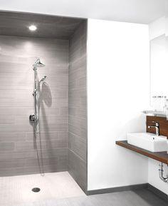 Brand New Bathroom at Luxury Personal Training Studio on Newbury Street in Boston!