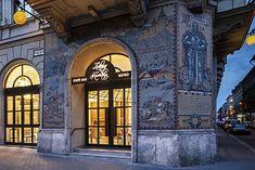 Zsolnay Kávéház a Radisson Blu Béke Hotelben Budapest, Madrid, Marketing, Hotels, Painting, Group, Home Decor, Design, Decoration Home