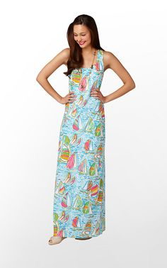 is it weird i own the you gotta regatta maxi and camie dress?