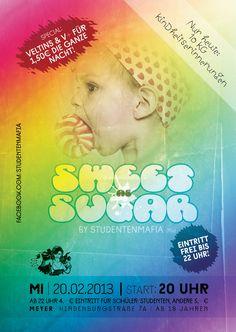 Flyer - Sweet as Sugar
