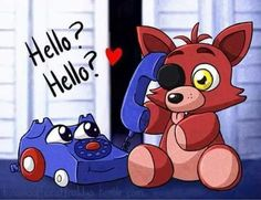 Kawaii foxy *-*