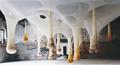 ernesto neto is considered one of the absolute leaders of brazil's contemporary art scene.