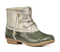 Chloe Boot | Womens Metallic Winter Boots | Jack Rogers - Jack Rogers USA