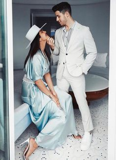 Recently held Cannes festival 2019 in France, where many Bollywood and Hollywood celebrities showed their elegance and class. Priyanka Chopra and Nick Jonas also showed their romantic side on the Cannes festival Bollywood Couples, Bollywood Celebrities, Bollywood Fashion, Bollywood Actress, Bollywood Stars, Priyanka Chopra, Jonas Brothers, Celebrity Couples, Celebrity Style