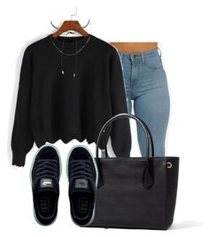 """""""Untitled #1520"""" by shyannelove123 ❤ liked on Polyvore featuring Puma and Charlotte Russe"""