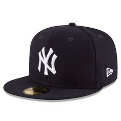 528625315b0 New York Yankees New Era Title Detailer 59FIFTY Fitted Hat - Navy