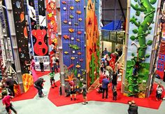 It's chilly out which means fun in the house can get a little hectic! Why not head to one of these amazing local locations & let your kids have a blast! Indoor Climbing, Climbing Wall, Rock Climbing, Holiday Program, Having A Blast, Playground, Year 9, Amazing, Fun