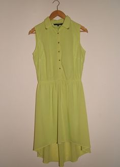 Kup mój przedmiot na #Vinted http://www.vinted.pl/kobiety/dlugie-sukienki/9828189-sukienka-reserved-w-kolorze-kanarkowym-40