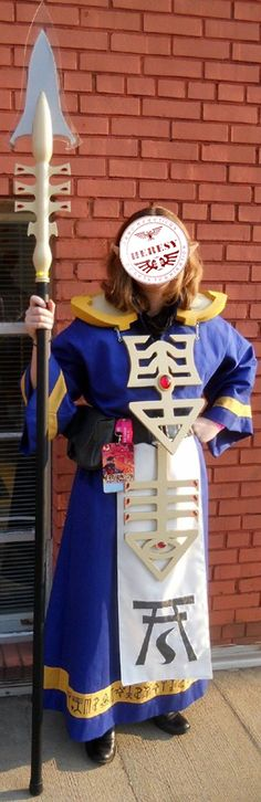 Eldar Warlock Cosplay from Obscurus Crusade Source: http://www.obscuruscrusade.com/forum/index.php?topic=2598.msg47625#msg47625