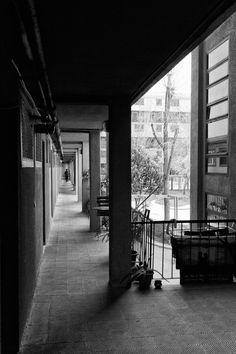 Casa Bloc. Barcelona