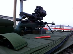 Sniper Rifle Sako TRG