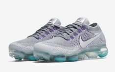 a9b0da78da The Nike Air VaporMax Heritage Grape (Wolf Grey) is officially introduced  and it's dropping on November