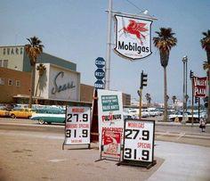 Gas Wars in 1956...San Fernando Valley