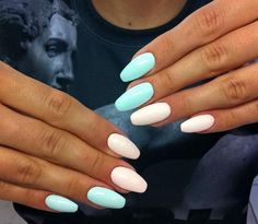 Cafe del Mar nail shape