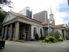 Our first Roman catholic church!  Find out more by contacting our chauffeur at http://www.singaporecitytour.com.sg/