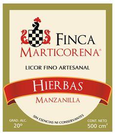 Licor de Manzanilla