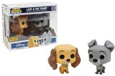 Pop! Disney - Lady & The Tramp