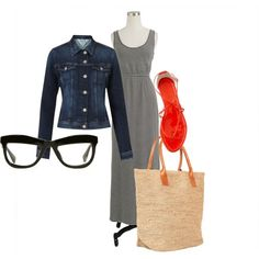astigmatic nerd: or, my glasses aren't ironic, created by unlikelyfashionista on Polyvore